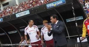 """Farías: """"Venezuela más temprano que tarde estará en un Mundial"""""""