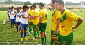 Zulia FC se lleva un punto ante El Vigía