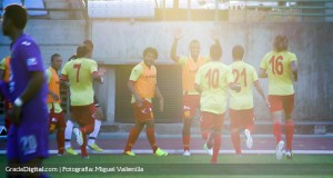 VIDEO | Así fue el golazo de Marcos Aguirre para la victoria del Aragua FC ante La Guaira