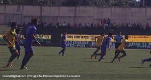 El Vigía derrotó a un decaído Deportivo La Guaira