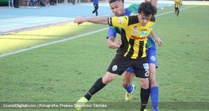 Táchira no pudo pasar del empate en Guanare