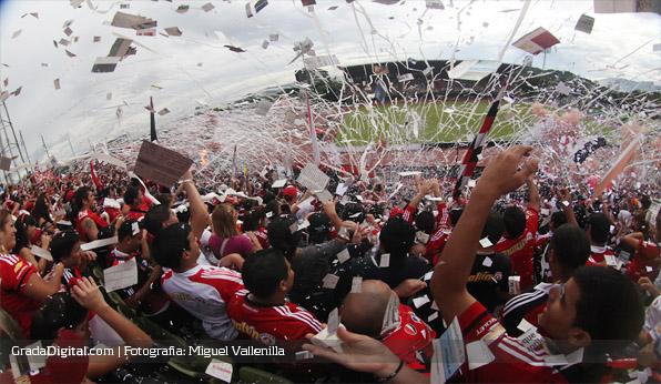 recibimiento_caracas_tachira_olimpico_06052012