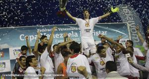 La Copa Venezuela ya tiene programada la primera fase