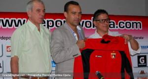 +FOTOS | Rafael Dudamel nuevo Director Técnico del Deportivo Lara