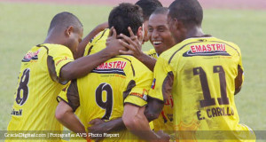 Trujillanos venció al Aragua con buen fútbol y goles
