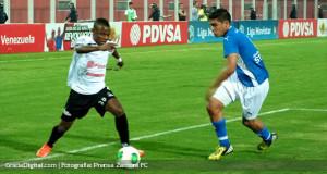 Zamora logró el primer triunfo del clausura