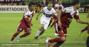 Luis «Cariaco» González: «Me siento súper triste por entrar y no ayudar al equipo»