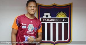 Carabobo suma nuevo jugador proveniente del Caracas: «Bam Bam» Vivas