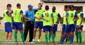 Raúl Cavalleri: «Este equipo va a jugar una competencia internacional»