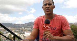 +VIDEO / ESPECIAL   Salomón Rondón: «Me gusta la liga inglesa y alemana por el nivel físico»