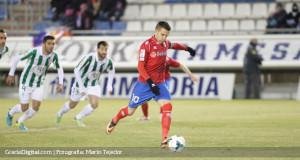 +VIDEO/FOTOS   Julio Álvarez acabó con la sequía goleadora del Numancia