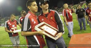Leomar Pinto probará suerte en el Arsenal de Inglaterra
