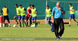 Cavalleri: «Esto es algo contra el Aragua, lo vengo sintiendo desde finales del Apertura»