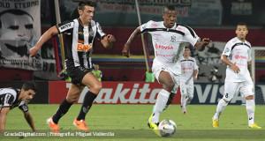 Zamora ya respira la Libertadores