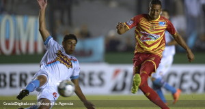 Anzoátegui quiere seguir con vida en la Libertadores