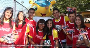 El Trofeo de la Copa Mundial de la FIFA visitó Petare