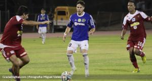 Dani Febles: «Estoy ansioso por colocarme la camiseta de Táchira»