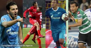 VIDEO/INTERACTIVO | Conoce los doce goles de nacidos en Venezuela en Champions League
