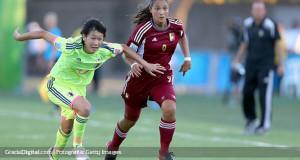 Las chicas Vinotinto conocieron sus rivales en los Juegos Olímpicos de la Juventud