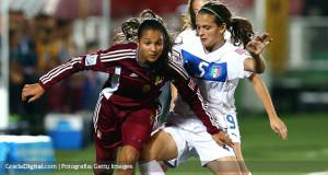 Venezuela enfrentará a Italia por el tercer puesto del Mundial