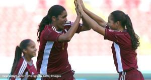 +FOTOS | ¡Mujeres históricas, Venezuela es semifinalista!