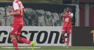 "Copete: ""Fue muy difícil el momento del gol"""