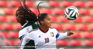 Vinotinto Femenina Sub-17 no pierde tiempo y golea en amistoso pensando en Italia