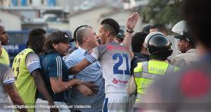 Nino Valencia no sigue como DT del Zulia
