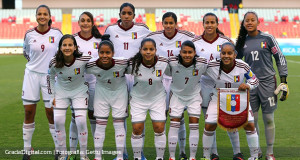 Vinotinto femenina Sub-17 enfrenta a Italia por el primer lugar del Grupo A