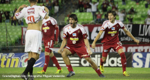 La suerte acompañó al Caracas FC