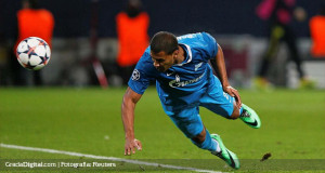 VIDEO/FOTOS | Así fue el primer golazo de Salomón Rondón en Champions League