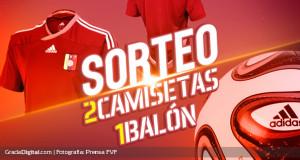 La FVF sorteará dos camisetas y un balón entre sus seguidores de Twitter