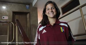 Verónica Herrera: «Todas estamos muy emocionadas y concentradas»