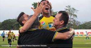 Táchira y Mineros no pasaron del empate