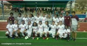 Carabobo se tituló en el Nacional Femenino Sub-15