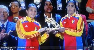 Deyna Castellanos y Gabriela García: Campeones goleadoras del Mundial S-17