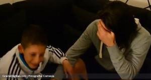VIDEO | El niño que hizo llorar a Falcao