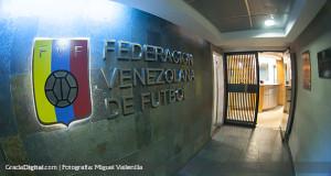 Robaron sede de la Federación Venezolana de Fútbol