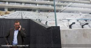 Jerome Valcke (FIFA) alertó: «No se puede perder ni un minuto más»