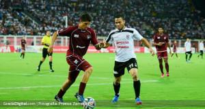 Zamora FC arrolló al Carabobo