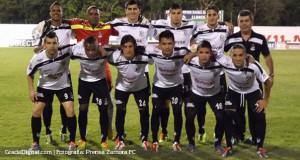 Zamora se reencontró con los tres puntos en Guanare