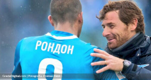 VIDEO | Salomón Rondón anotó su décimo gol en la temporada de Rusia