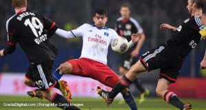 Hamburgo oficializa la salida de Tomás Rincón