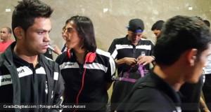 +VIDEO | Zamora llega a Belo Horizonte y entrena este martes en Toca da Raposa II