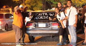 FOTOS | Las calles de Barinas se colmaron de festejos