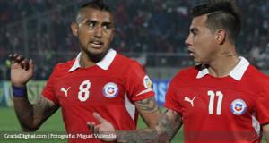 Médico de la Juventus asegura que Vidal estará para el Mundial