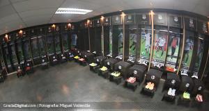 FOTOS | El Zamora FC cuenta con un camerino de nivel