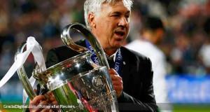 Ancelotti alcanzó su tercera Champions como DT