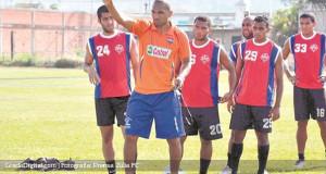 Carlos García es el nuevo DT del Zulia FC