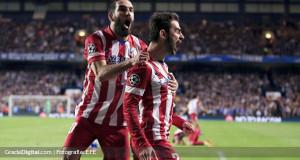 """El Atlético de Madrid firmó su pase a una final que se viste de """"Derby"""""""